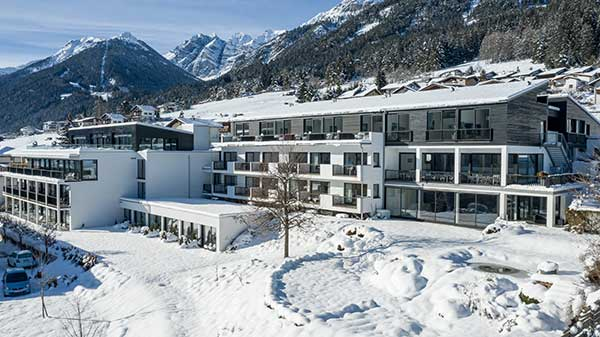 Winter Panorama Hotel Oberhofer - Telfes Stubai Valley